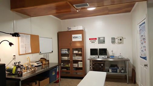 SQSA dry lab